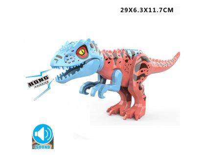 Jurský Park dinosaurus k Lego - Tyrannosaurus Rex 29 cm