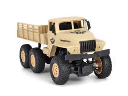 RC vojenský transportér - 2 barvy