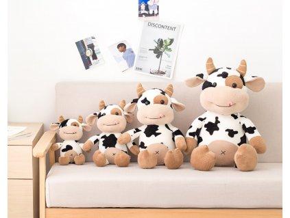 Plyšák Kráva - více velikostí