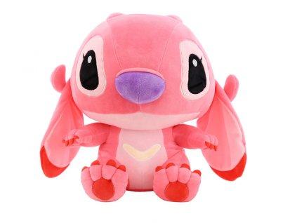 Plyšák Stitch - růžový