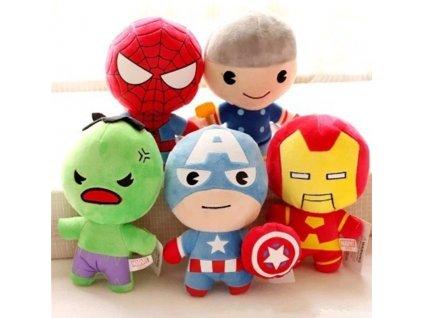 Plyšáci Marvel Superhrdinové