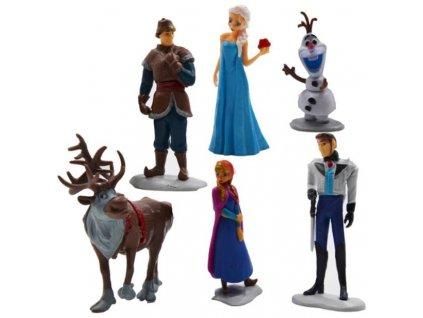 Figurky Ledové království 6 ks