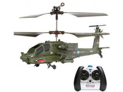 RC helikoptéra