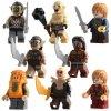 Figurky Hobbit k Lego 8 ks