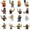 Figurky Hobbit k Lego 16 ks