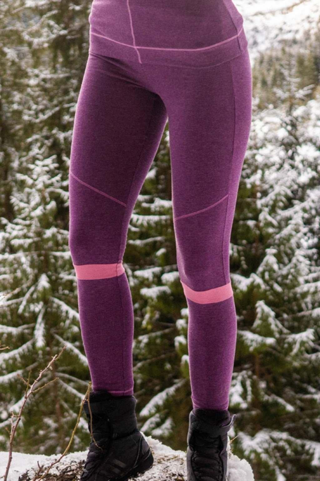 Legíny Purple Snow (2)