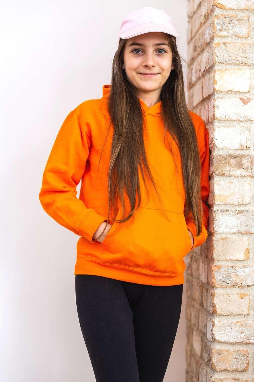Mikina Little Pumpkin Freel (2)