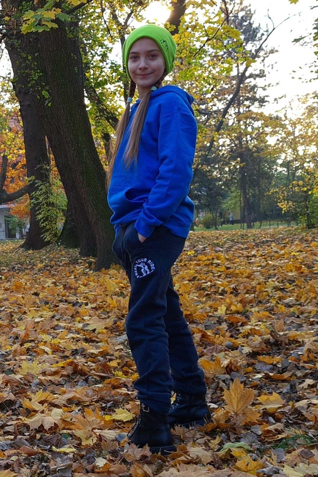 Mikina Little Blue Freel (1)