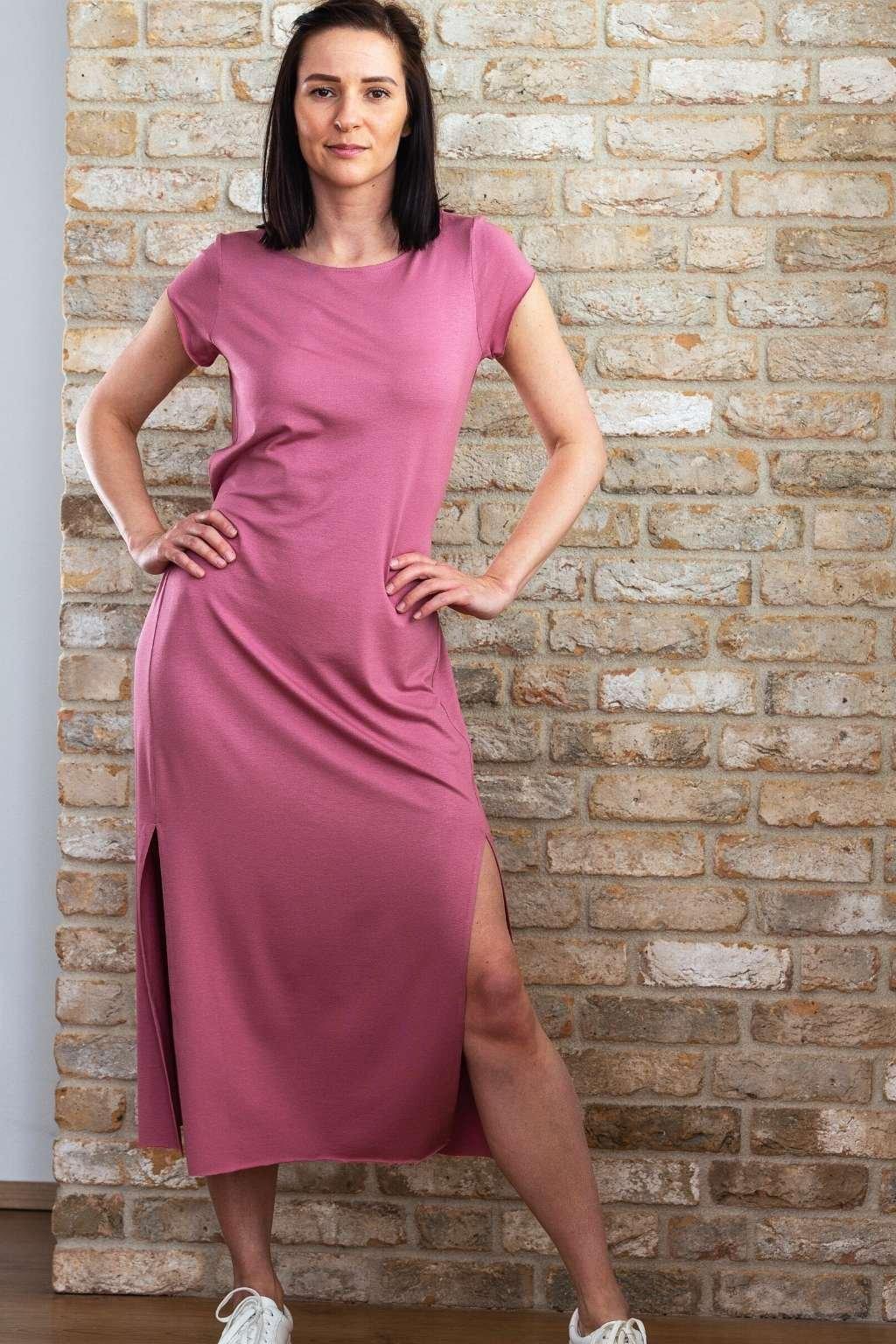 Maxi šaty Lilly Freel 2021 (3)