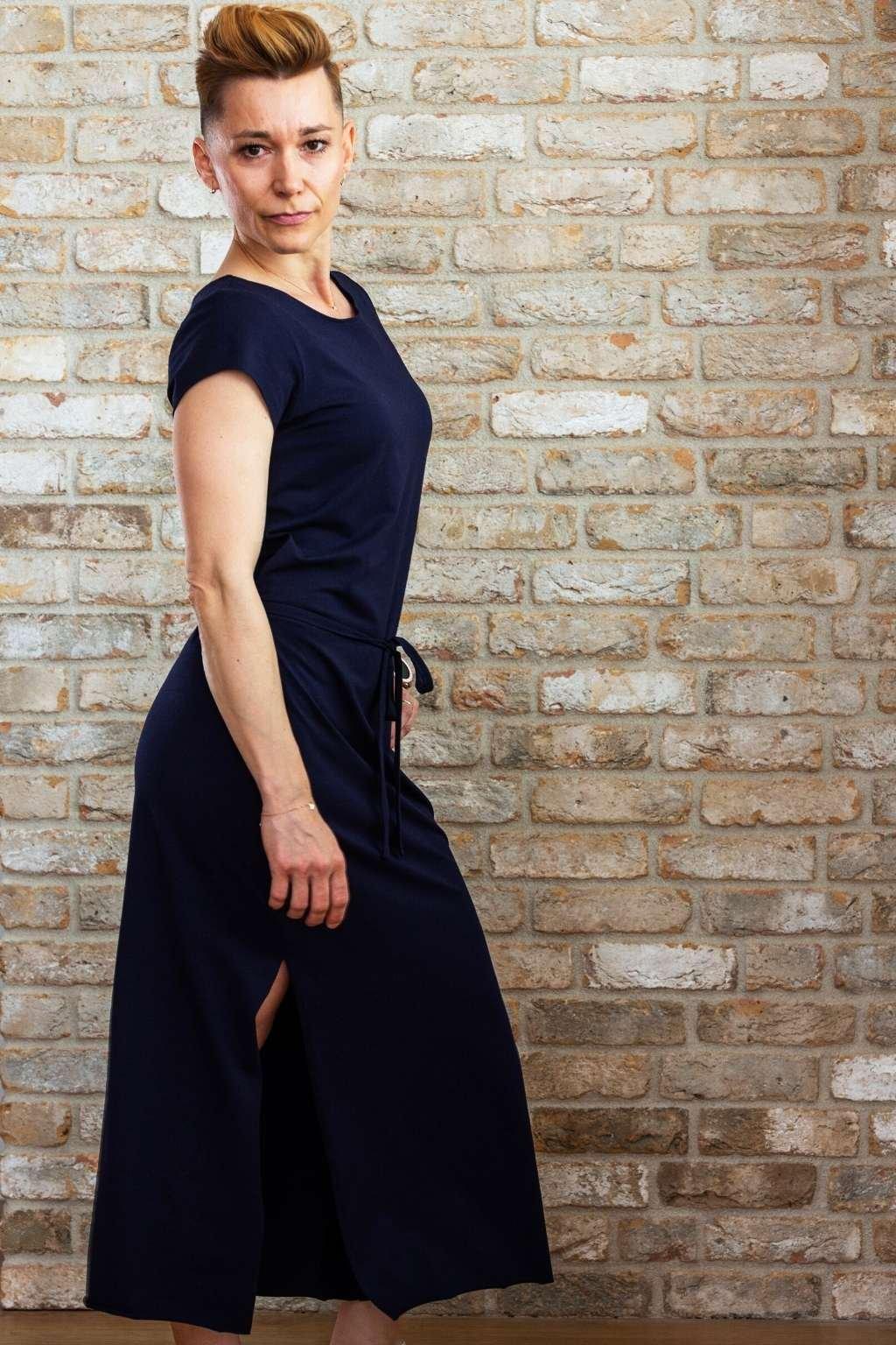 Maxi šaty Verso (2)