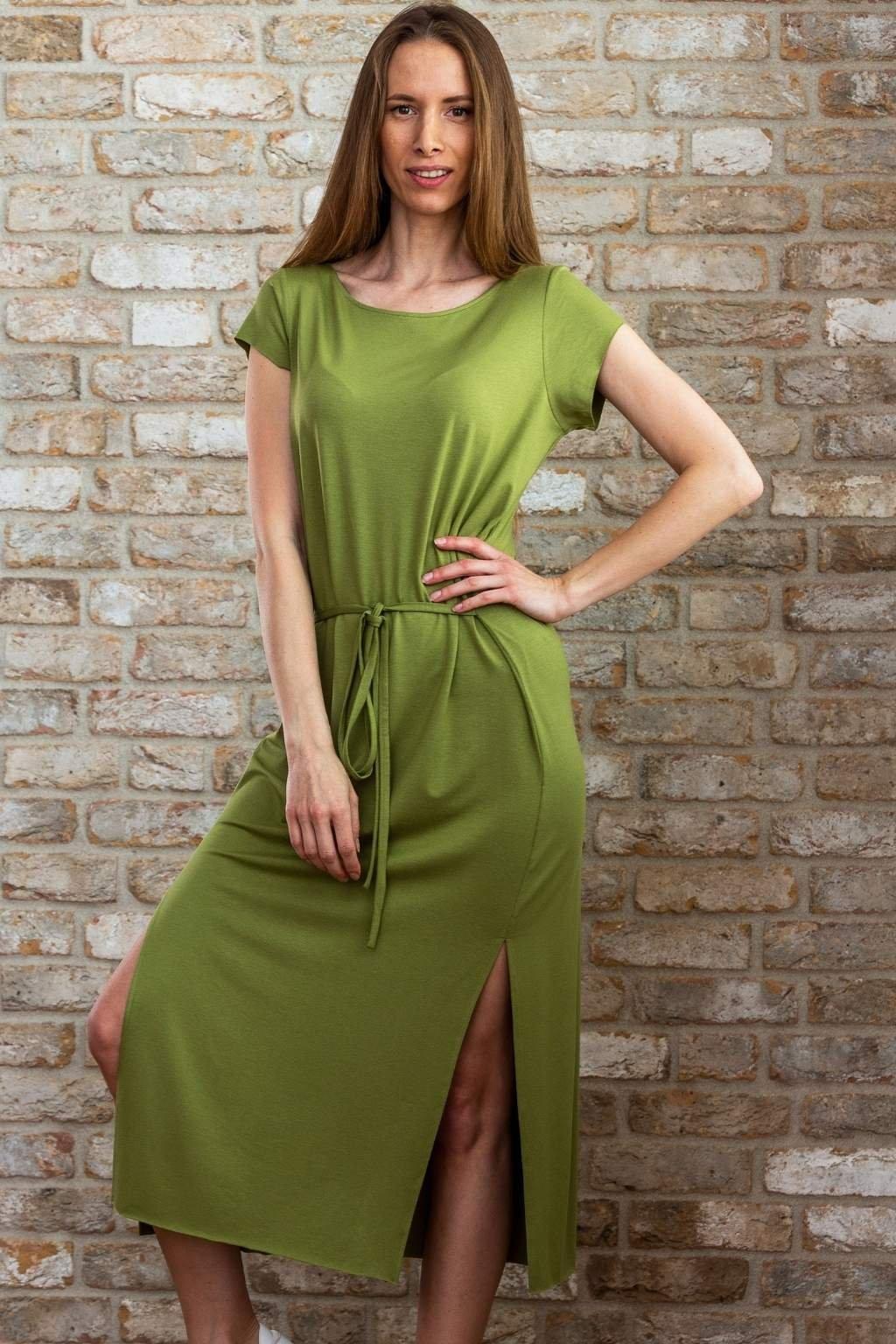 Maxi šaty Linger (5)
