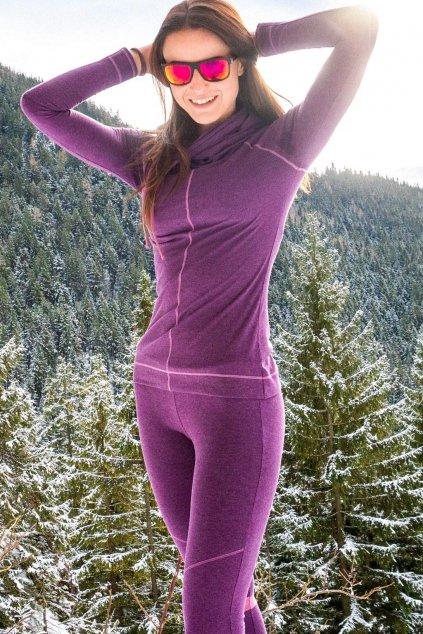 Mikina Purple Snow (4)