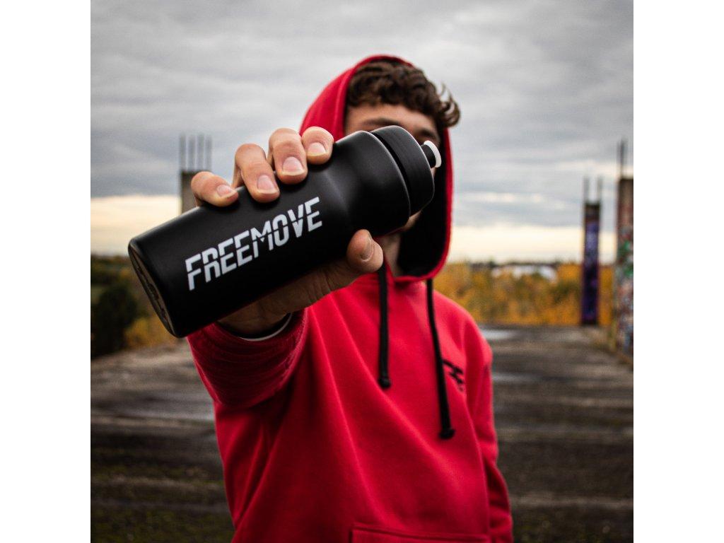 FREEMOVE - Sportovní láhev (650ml)