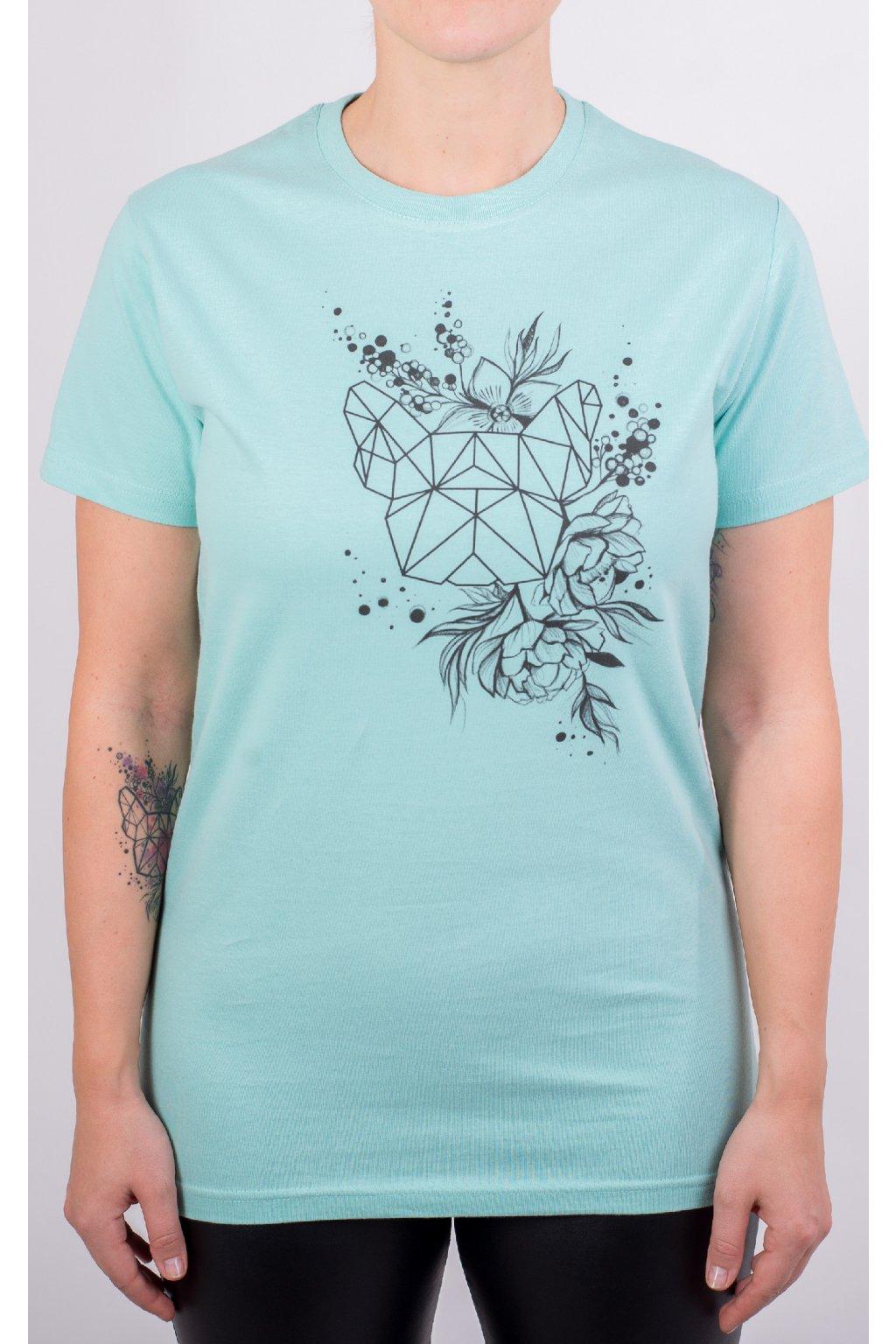 Unisex tričko JARO mint