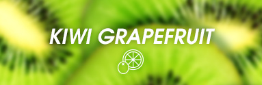 Vůně kiwi grapefruit