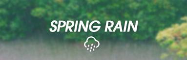 Vůně Spring Rain