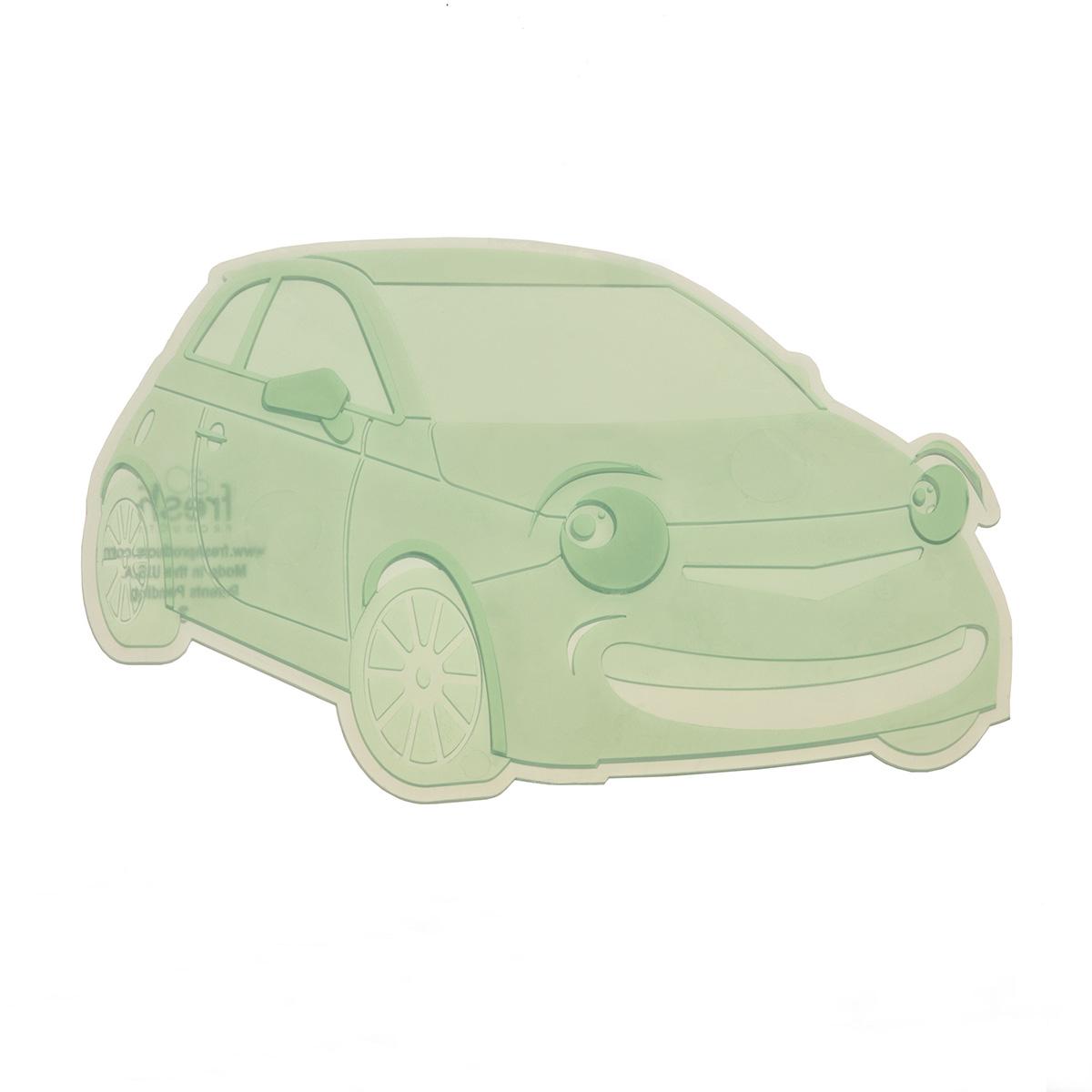 FrePro – svěží vůně do auta OTTO FRESH Vůně: Meloun / Okurka (zelená)