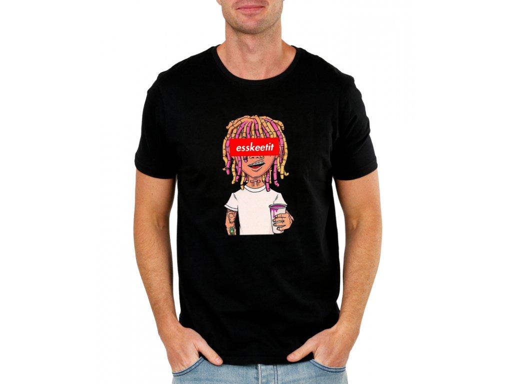 26f05d5247d Pánské tričko Biggie Hip Hop - FRESHGEAR.cz