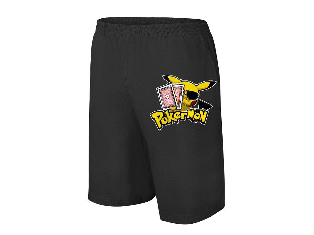 šortky Poker a Pokemon
