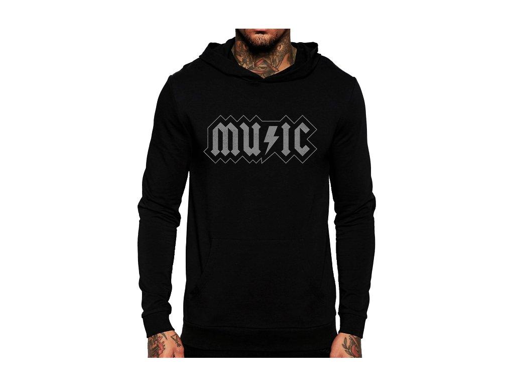 mikina AC DC Music