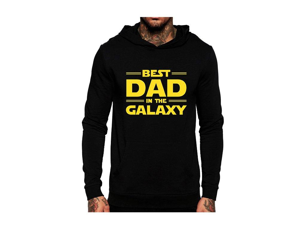 mikina Nejlepší Táta v Galaxii