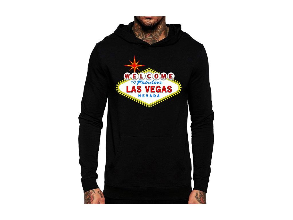 mikina s kapucí Las Vegas