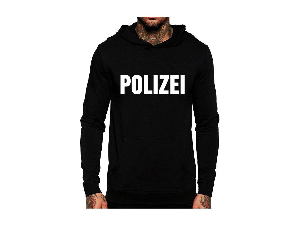 mikina Německá policie Polizei