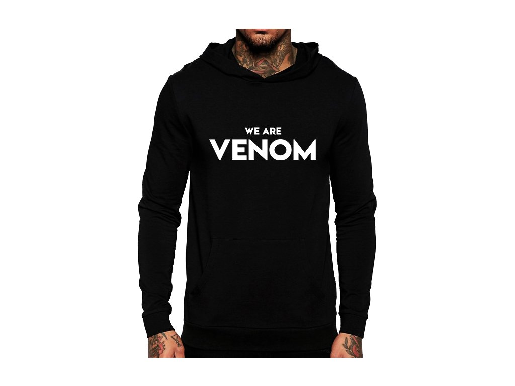 mikina my jsme Venom