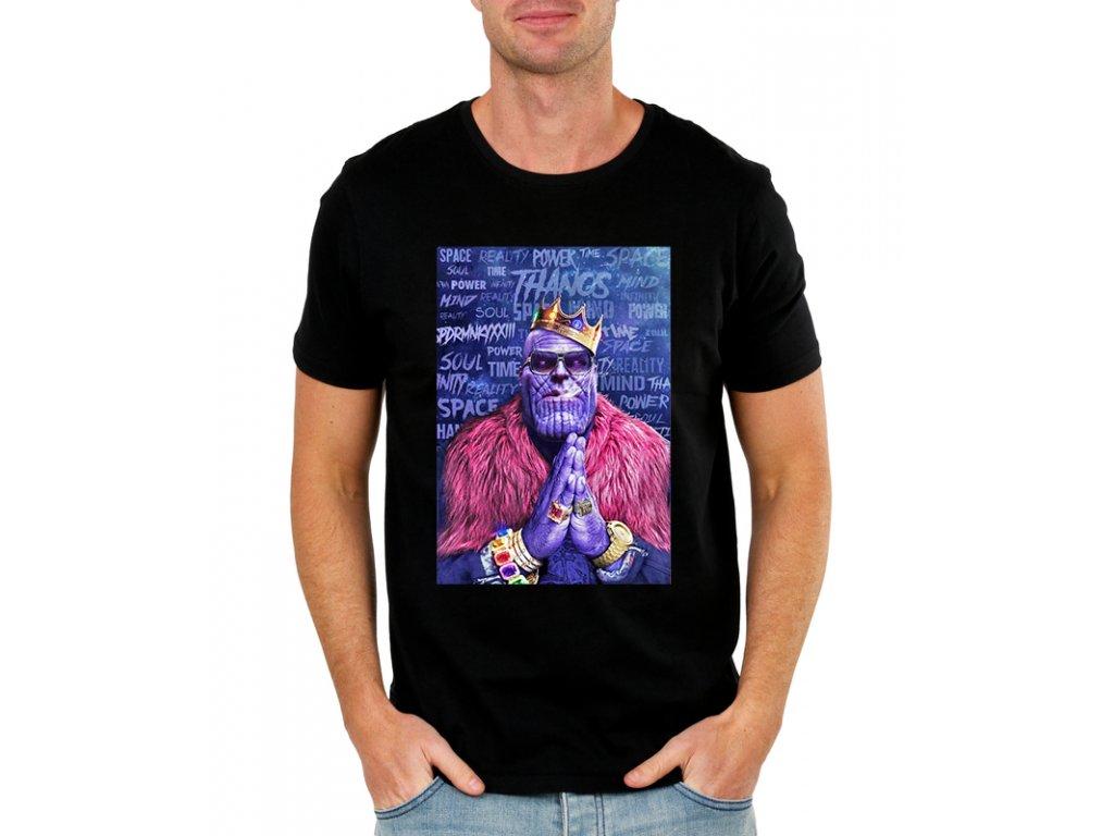 Pánské tričko Thanos Avengers