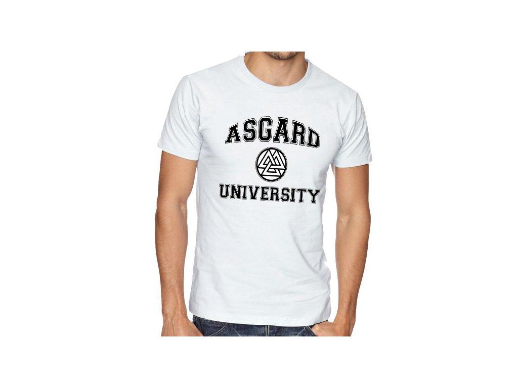 Pánské triko Thor Asgard univerzita