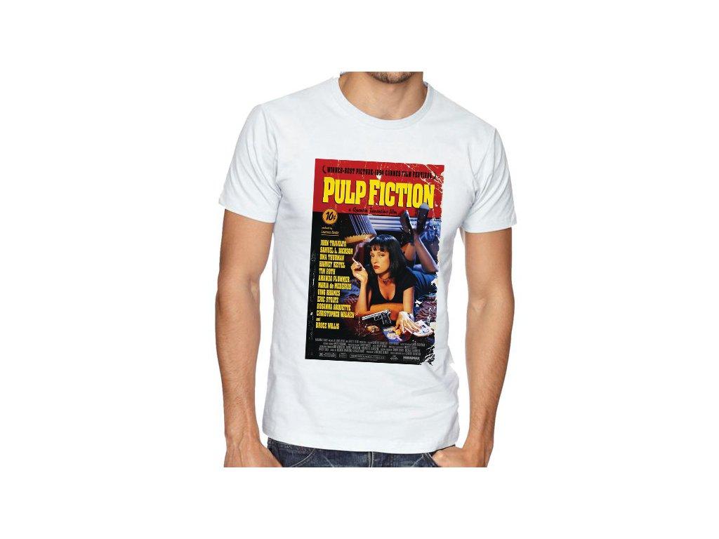 Pánské tričko Pulp Fiction film