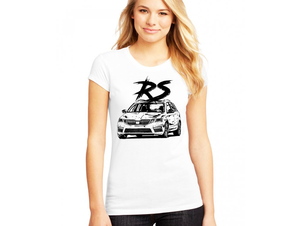 Dámské tričko Octavia RS