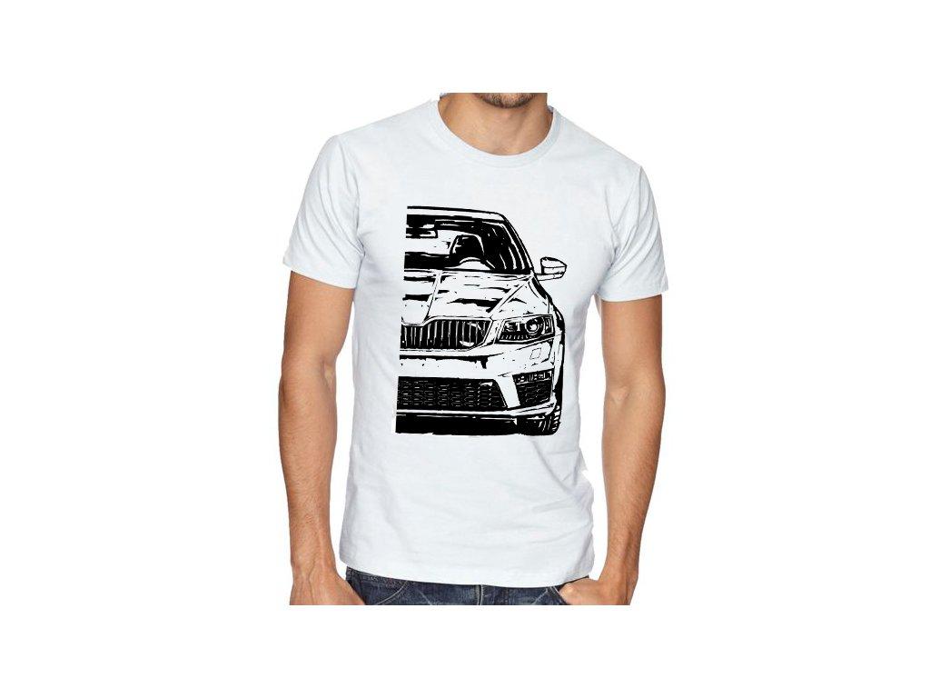 Pánské tričko Škoda Octavia