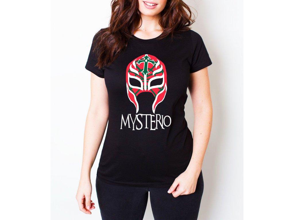 dámské tričko mysterio