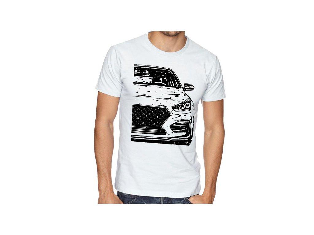 pánské tričko hyundai i30