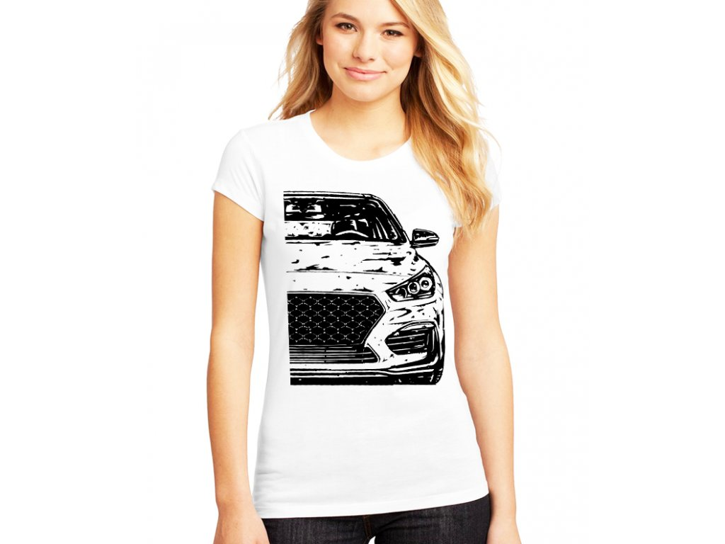 dámské tričko hyundai i30