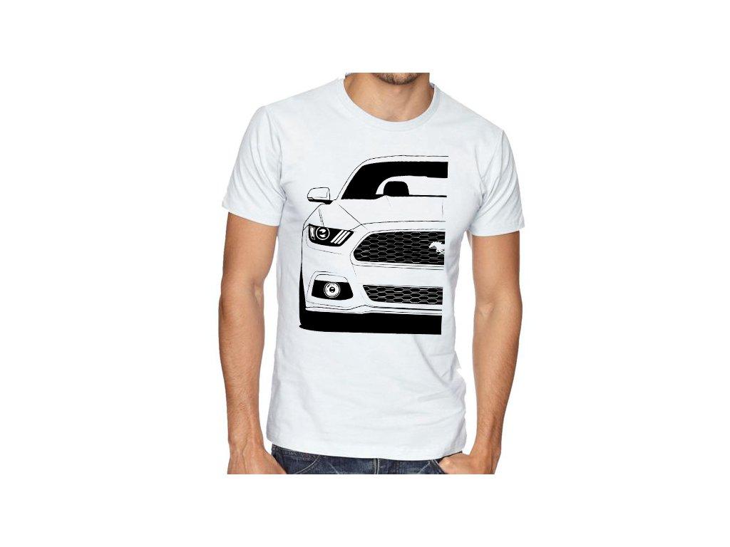 pánské tričko ford mustang