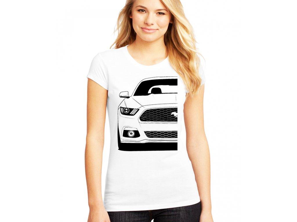 dámské tričko ford mustang