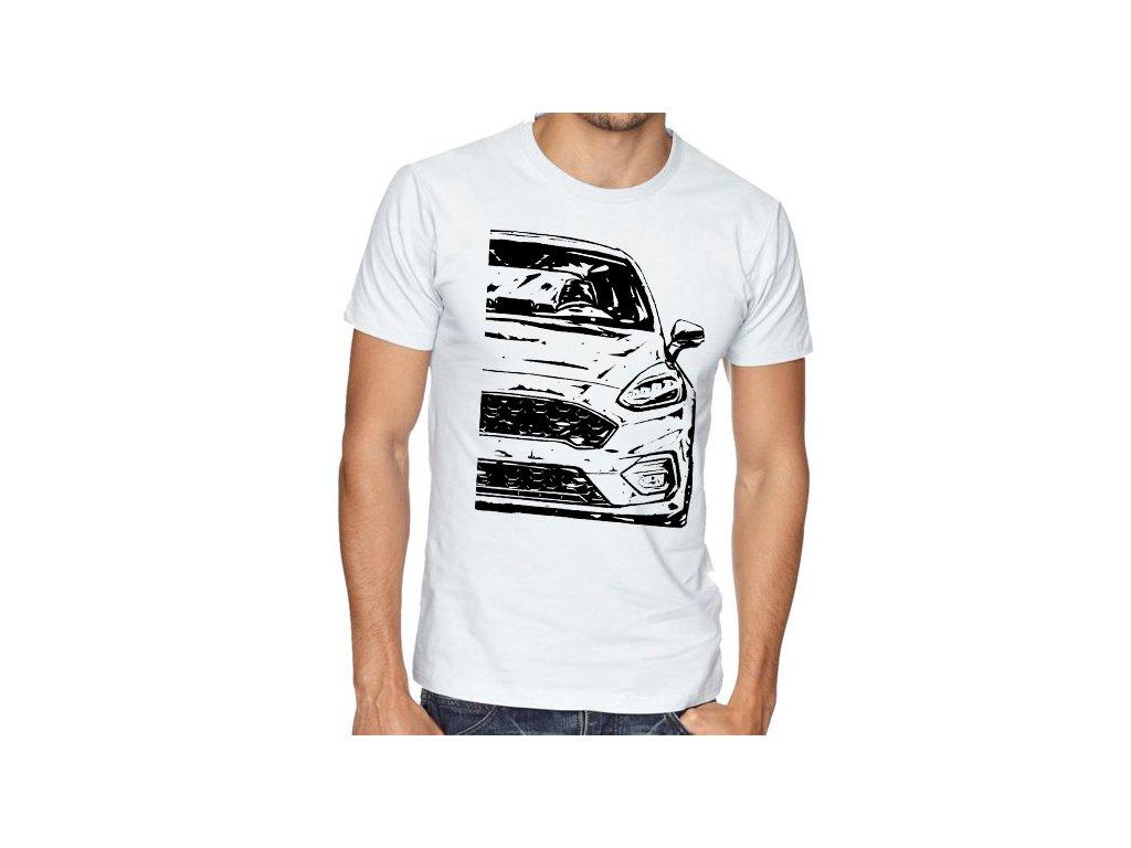 pánské tričko ford fiesta