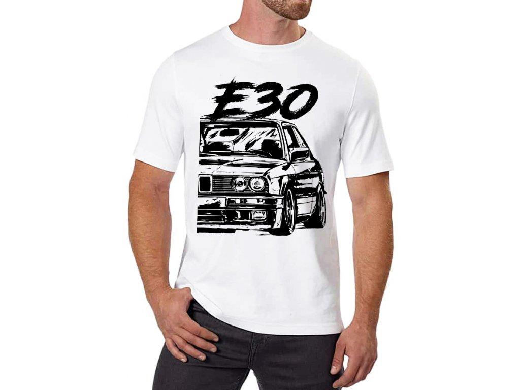 pánské tričko bmw e30