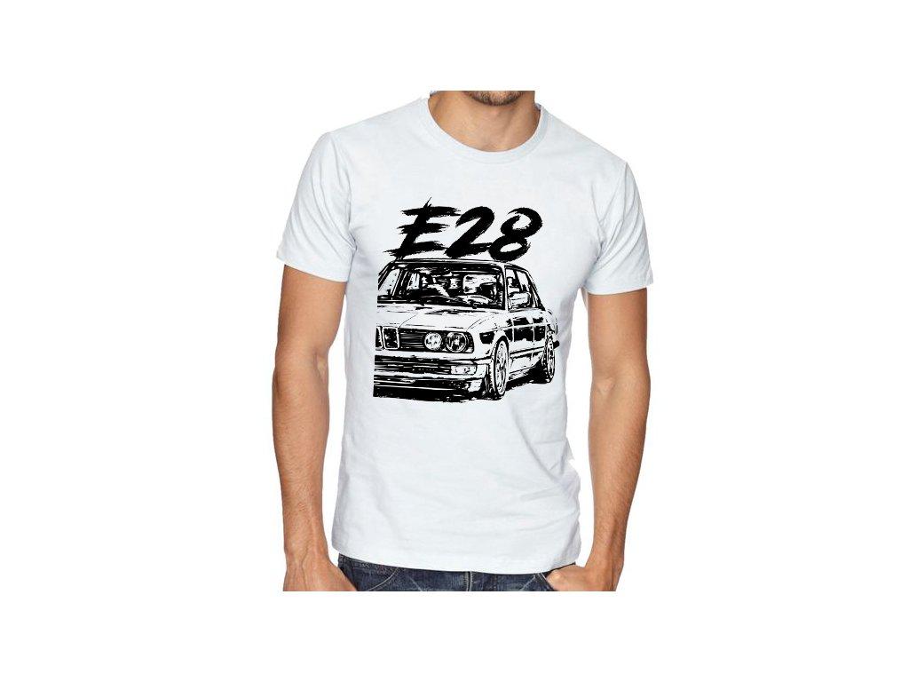 pánské tričko bmw e28