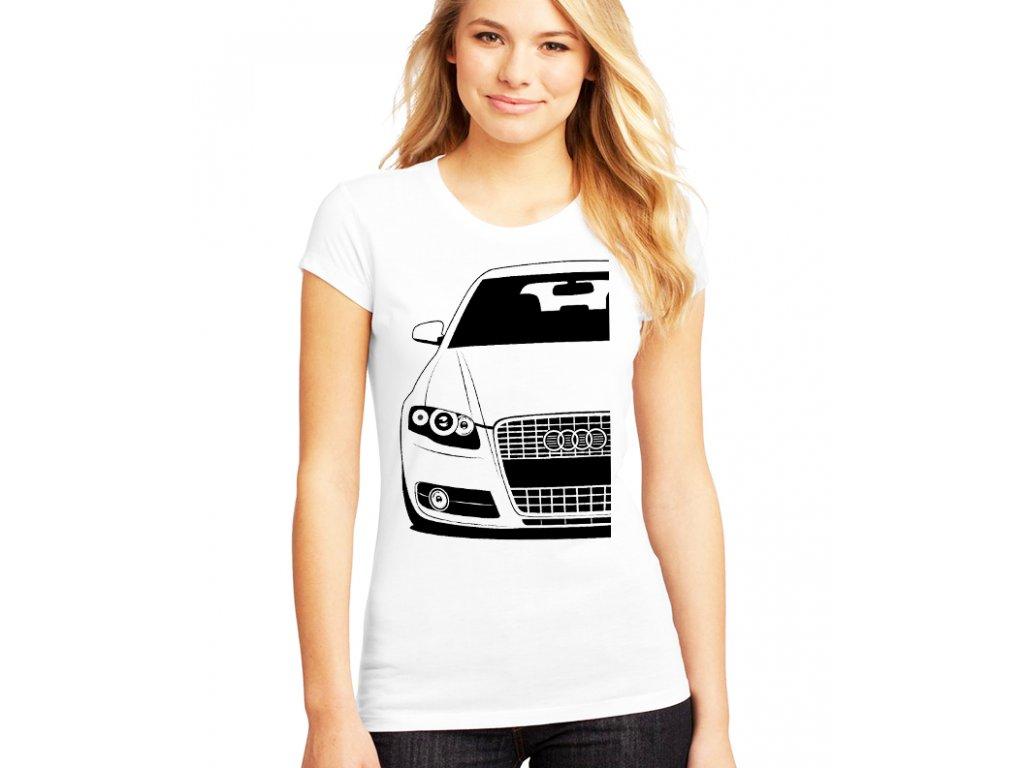 dámské tričko audi A4
