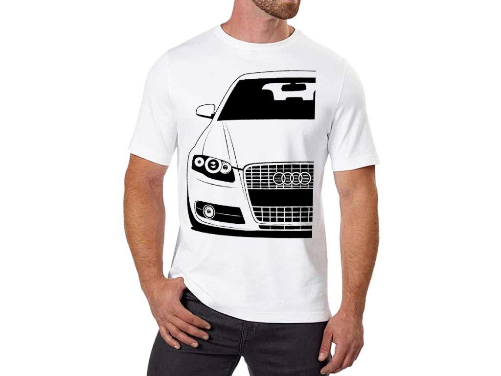pánské tričko audi A4