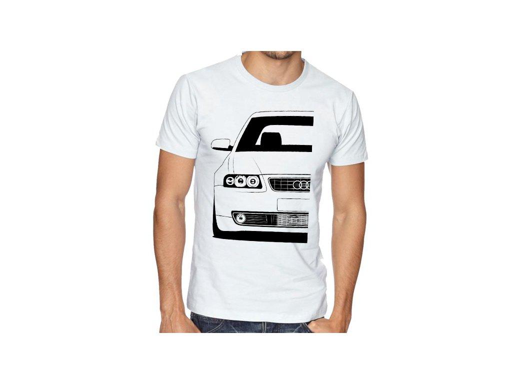 pánské tričko audi a3