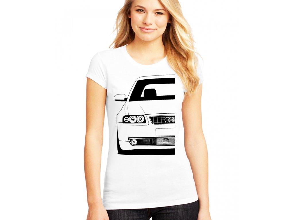 dámské tričko audi a3