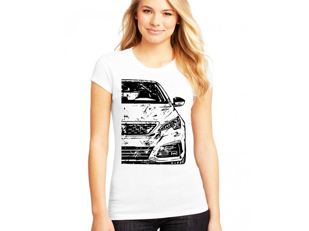dámské tričko Peugeot 308