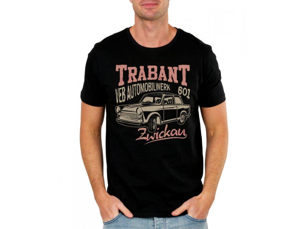 Pánské tričko Trabant 601