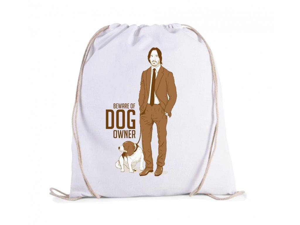 vak John Wick pes pozor na majitele
