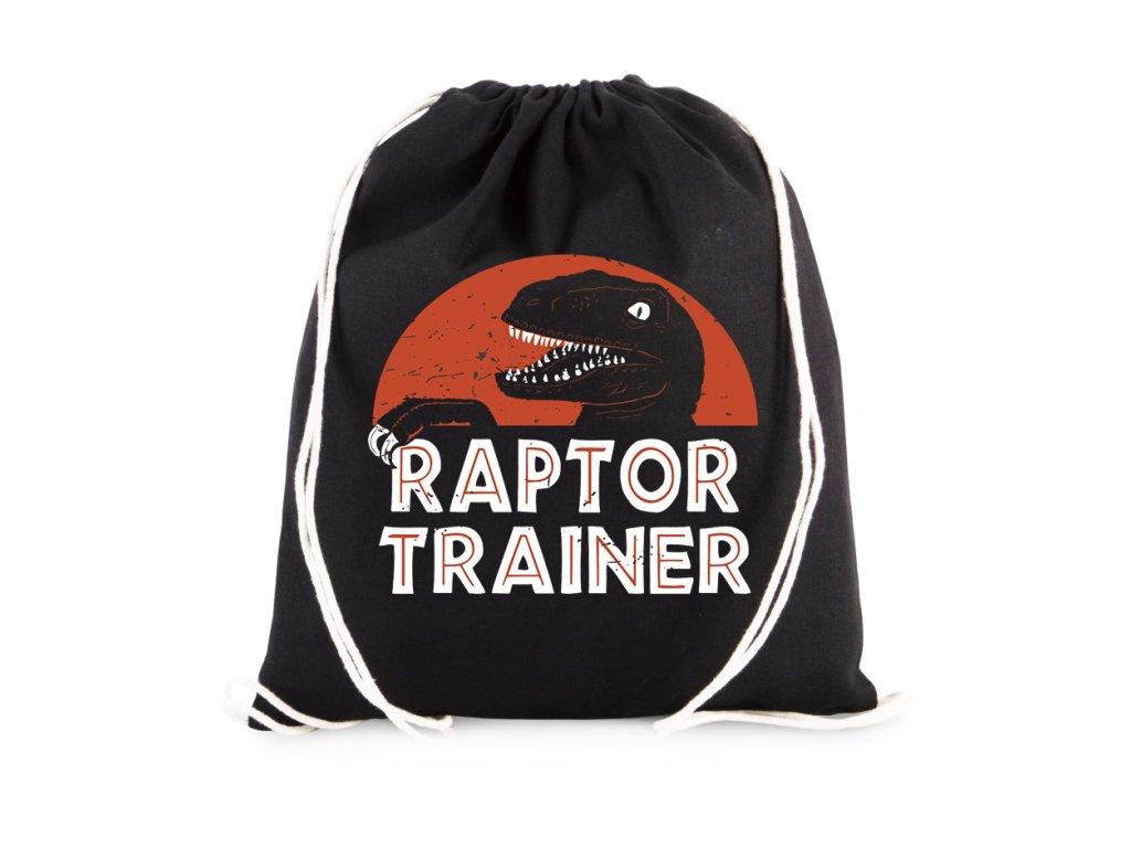 vak Jurský Park Raptor Trainer