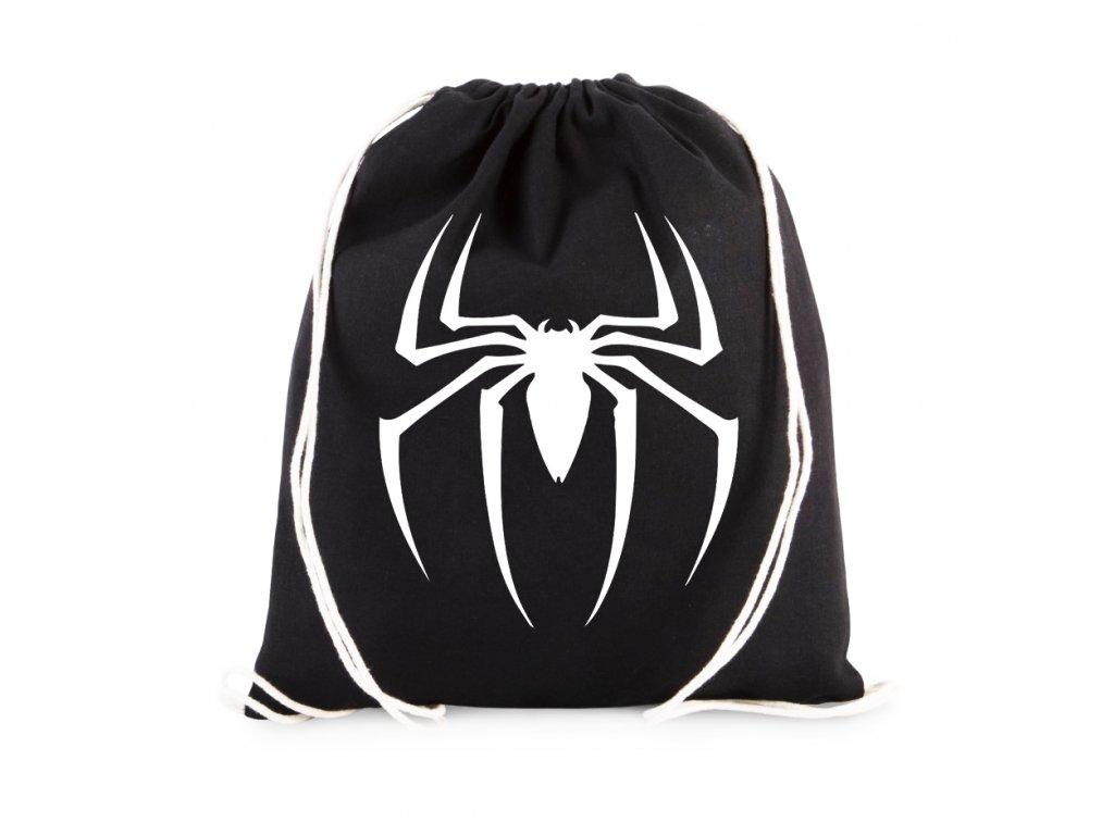 vak Spiderman pavouk